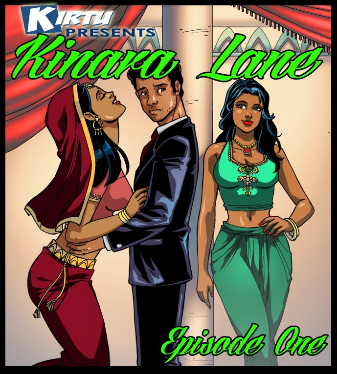 Kinara Lane - Indian Porn Comics